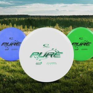 Disc golf udstyr
